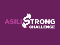 ASILI Strong Challenge Logo icon challenge strong brand logo