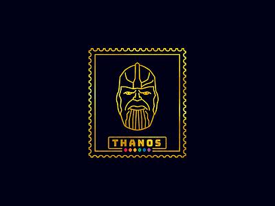 T H A N O S war soul stone titan stones avengers infinity wars thanos
