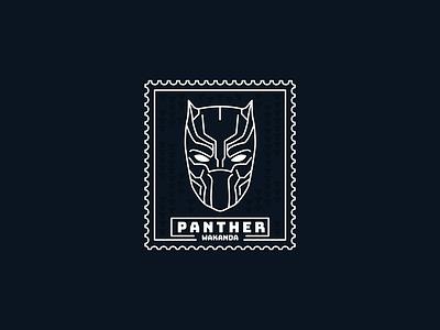 Black Panther illustration wakanda africa black panther