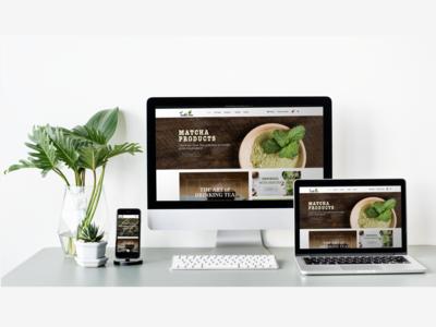 TasteTea website
