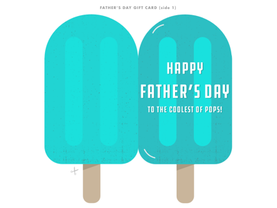 Happy Father's Day Pops- Free Printables