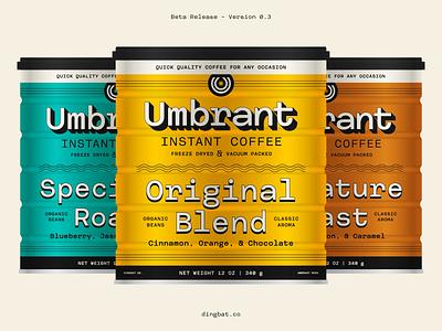 Umbrant Mono Usage font typeface monospace coffee geometric light medium bold typography glyphs type design vector
