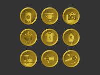 Stadium Medals