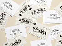 Flatlander Cards