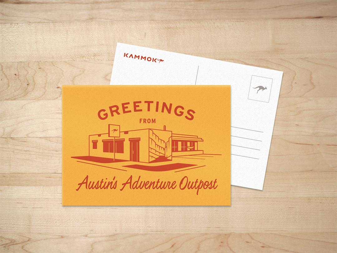 Kmk postcards