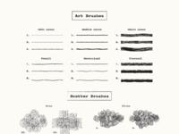Penciltextures