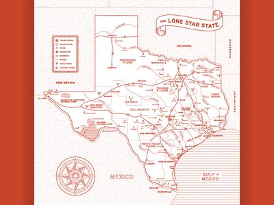 Kammok Texas Mural