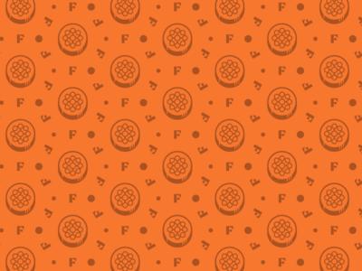 Flourish Coin Pattern