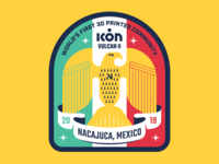 ICON Mission Patch II