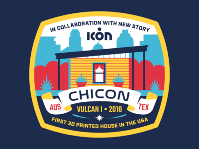 ICON Mission Patch III