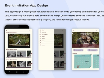 Event Invitation App