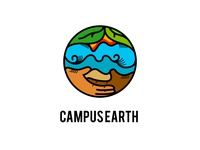 campus earth logo exploration 2