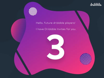 Dribbble Invites invite dribbleinvite