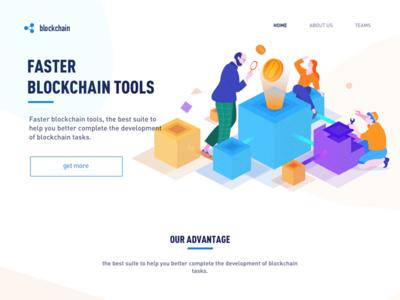 Faster  blockchain tools