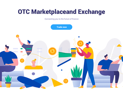 OTC marketplaceand exchange