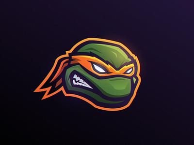 Angry Mike cybersport esports logos esports logo mutant esportslogo logo sports logo sport esports ninja turtles ninja tmnt