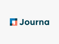 Logo for Journa - A new platform for journalists