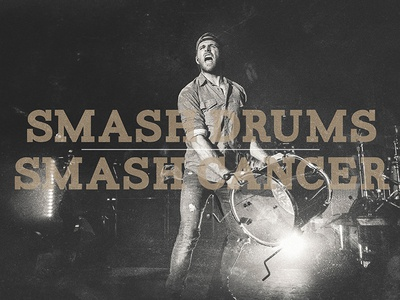 Canaan Smith - Smash Drums Smash Cancer