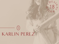 Karlin Perez Branding
