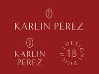 Karlin Perez Logo and Mark