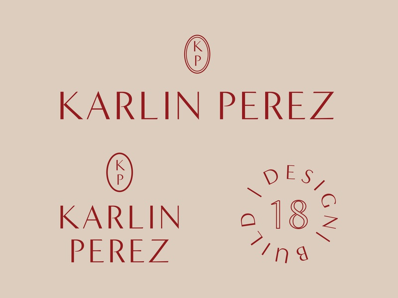 Karlin Perez Branding Alternate