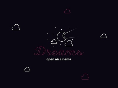 DREAMS - Open air Cinema