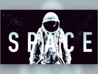 Space - An Exploration in After Effects nonsense