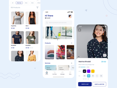 Base Marketplace App buy interfacedesign price navigation category marketplace e-commerce app mobile ui vector typography dribbble interface app ios clean ux design ui