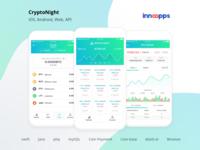 Crypto_night Cryptocurrency Exchange App