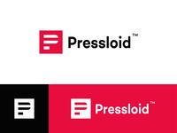 Pressloid- Branding