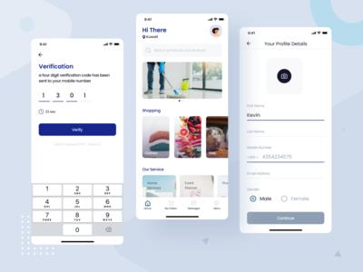 Base- Marketplace App