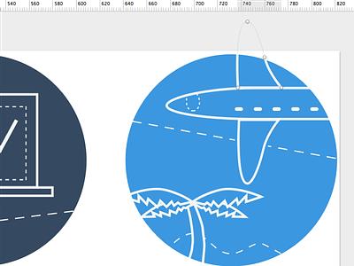 Sketch Workflow sketch app vectorial