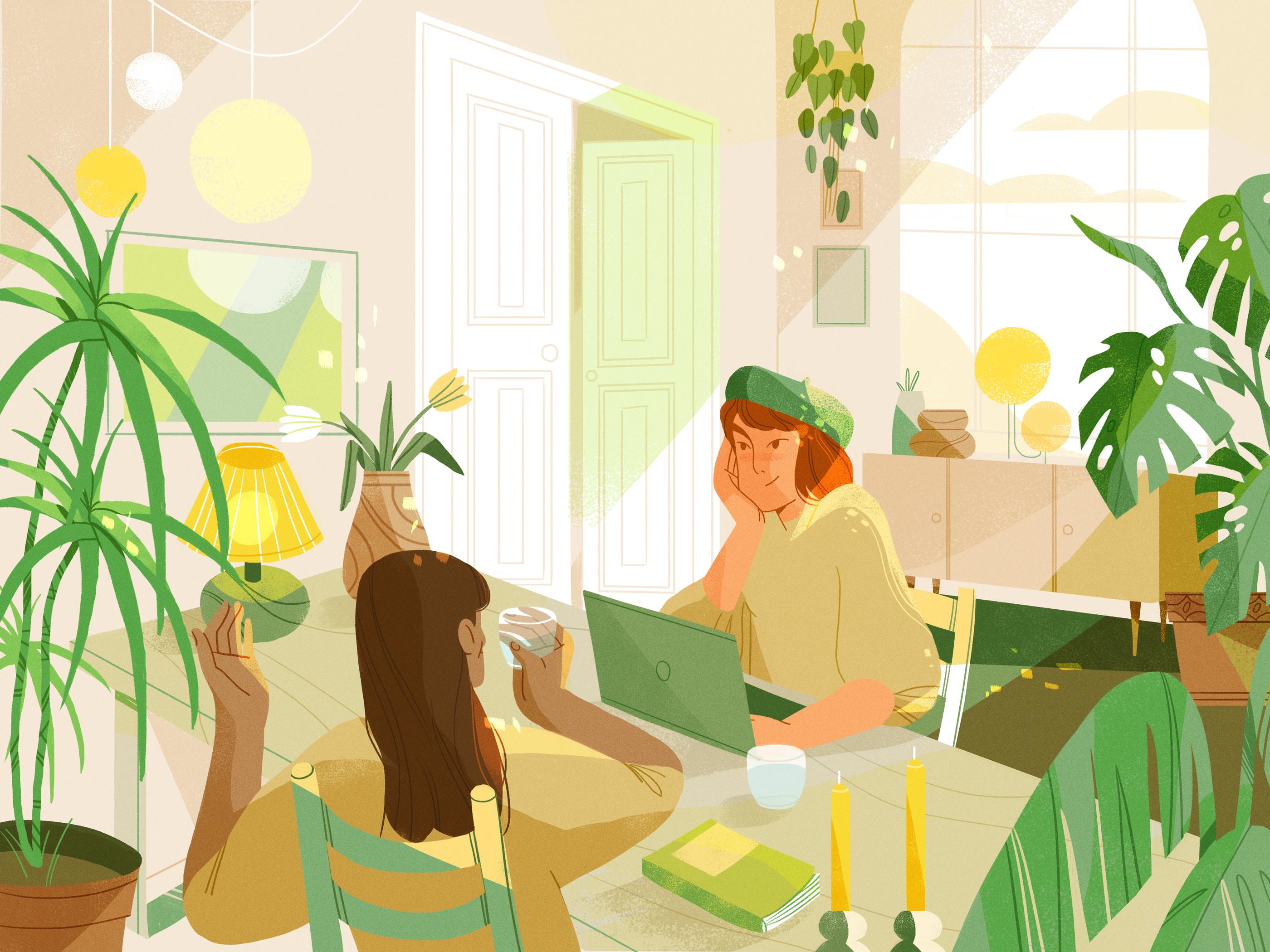 the millennials life hướng nội cuốn hút hấp dẫn