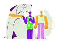 Family portrait color 1