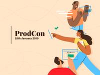 Prodcon dribbble