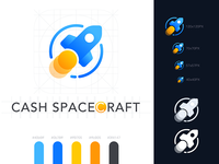 Cashspaceship Logo
