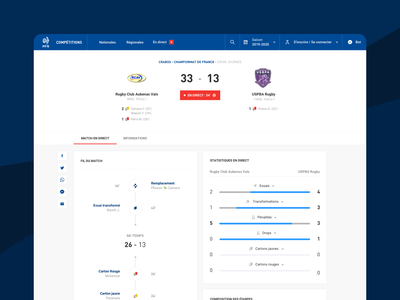 FFR - Competitions - New web app rugby match desktop