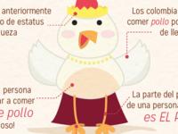Chicken infographics