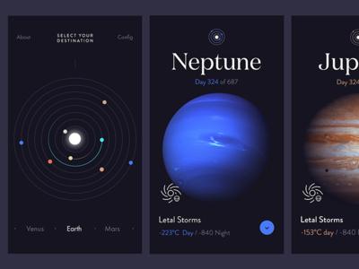 Planets - Concept