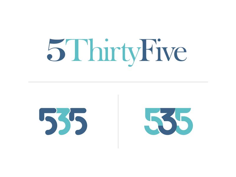535s typography type 535 3 5
