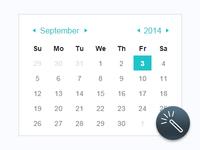 Calendar - Animation