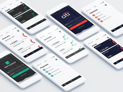 iOS Mobile Bank