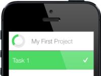 C2 task done task delete7