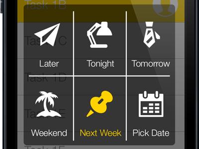 C4d tasks delegate