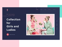 Collection  for  Girls and  Ladies