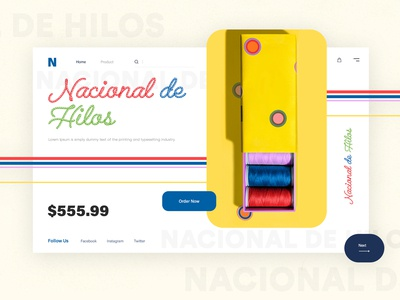 Nacional De Hilos
