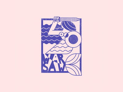 Warsaw sticker