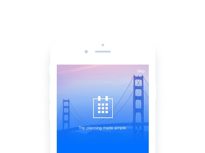 Social Planning 01 onboarding sign up ux app calendar icon ui ios