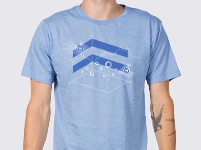 WillowTree + GE Team t-shirt
