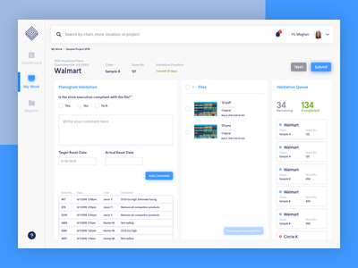 Workflow Tool WIP workflow web app enterprise clean dashboard
